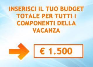 Vacanze con Budget